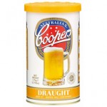 Coopers Australian Draught beer kit