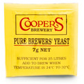 Coopers Ale Yeast - enough for a 23 L batch of beer