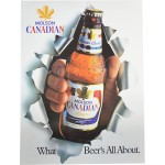 Molson Canadian - what beer's all about
