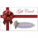 Grapes to Glass Gift Certificate