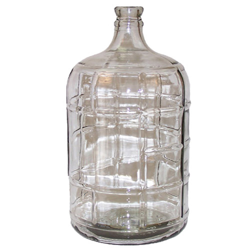 Carboy 23 L Italian Glass Grapes To Glass